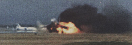 CONCORDE ACCIDENT PIC